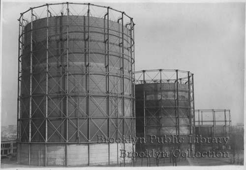 65th Street Gas Tanks