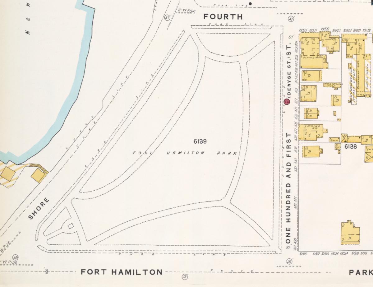 Fort Hamilton Park