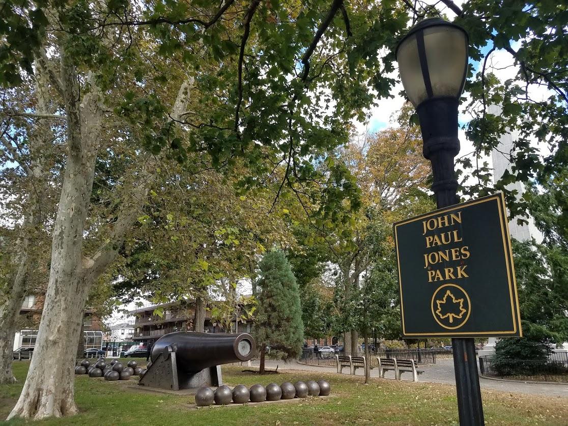 John Paul Jones Park